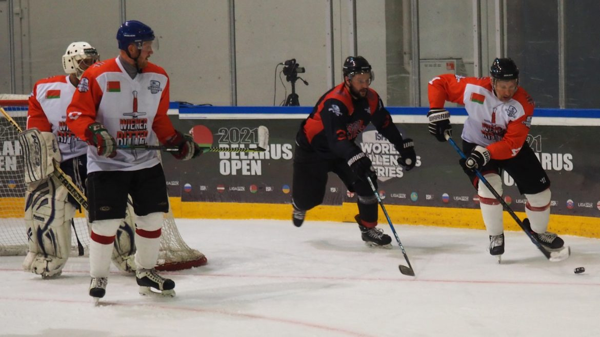 Mogilev — Chicago Ghosts, the 2nd match of the First game day.