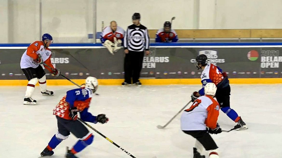 Armeets — Mogilev, the 6th match of the second game day.