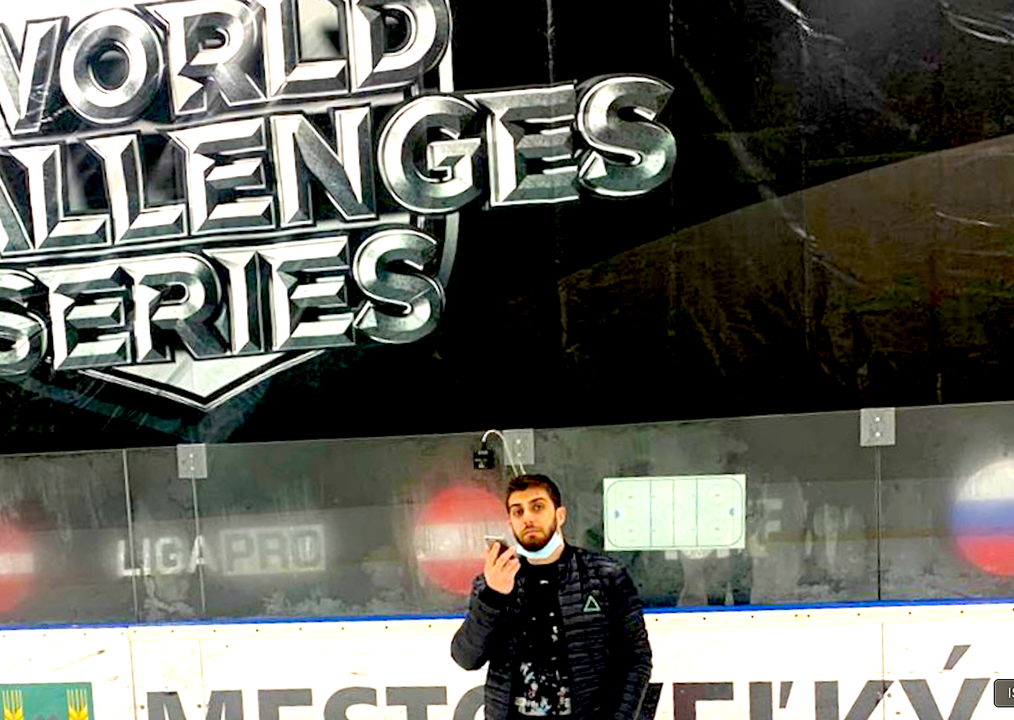 An interview with Garegin Melkumian – the head of organizing committee of the ISHF LIGA PRO SLOVAKIA OPEN SERIES 2020