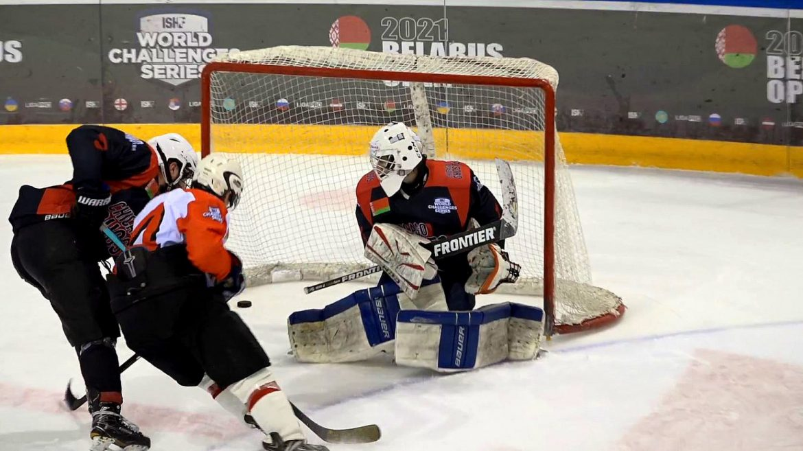 Mogilev — Chicago Ghosts, the 1st match of the 12th game day.