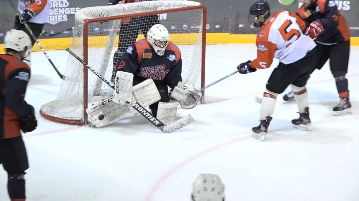 Chicago Ghosts — Mogilev, the 7th match of the 24th game day.