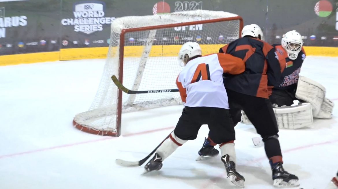 Chicago Ghosts — Mogilev, the 9th match of the 18th game day.