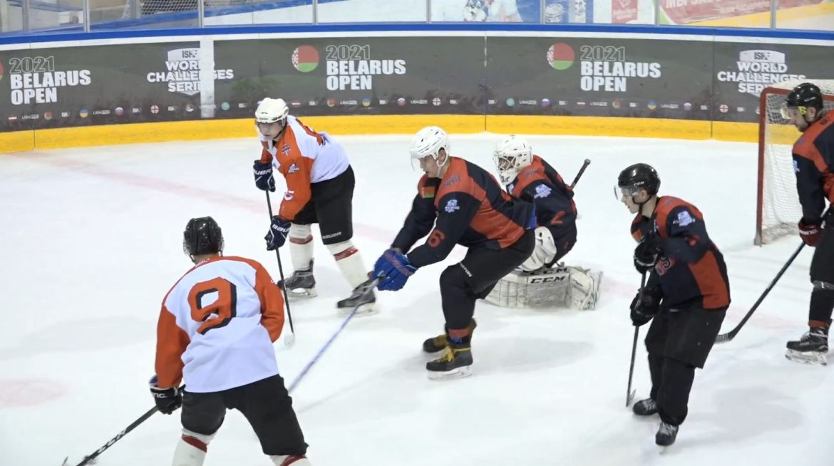 Chicago Ghosts — Mogilev, the 1st match of the 23rd game day.