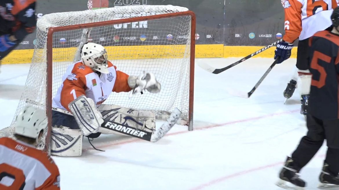 Mogilev — Chicago Ghosts, the 6th match of the 20th game day.