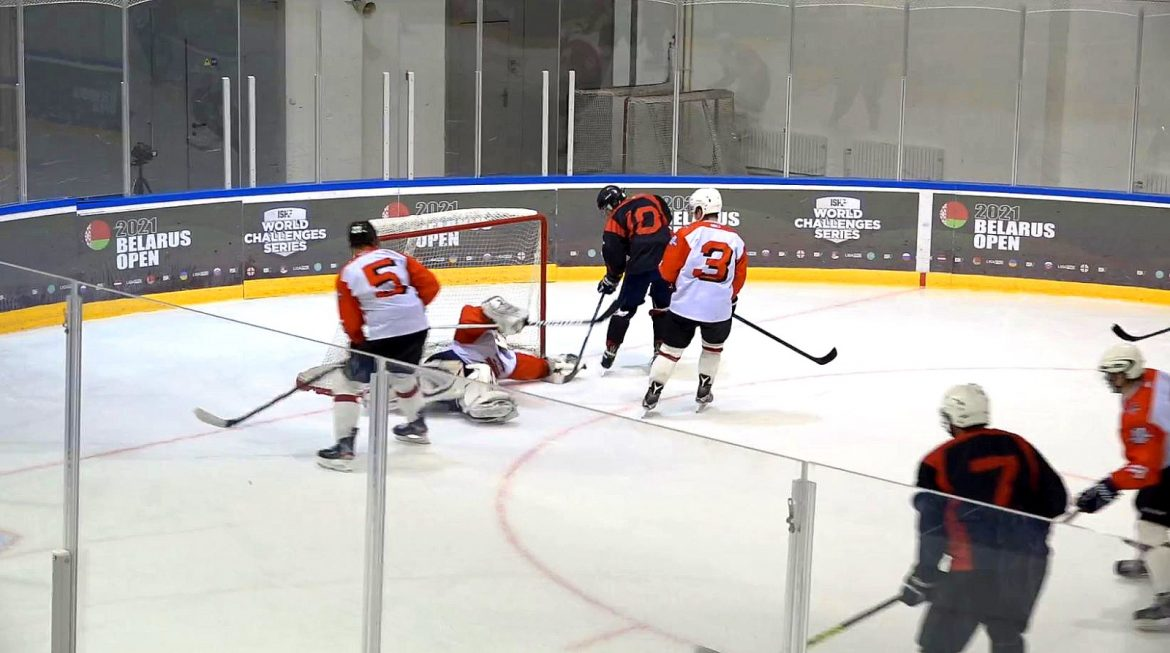 Chicago Ghosts — Mogilev, the 8th match of the 7th game day.