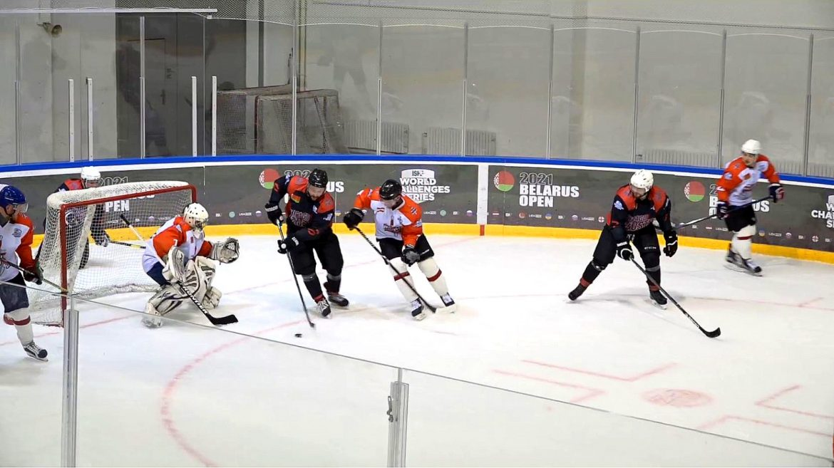 Mogilev — Chicago Ghosts, the 2nd game of the 5th match day.
