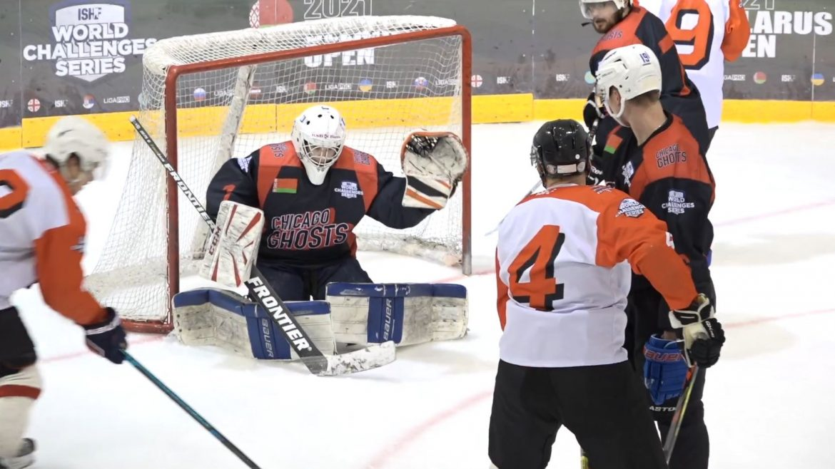 Chicago Ghosts — Mogilev, the 8th match of the 13th game day.