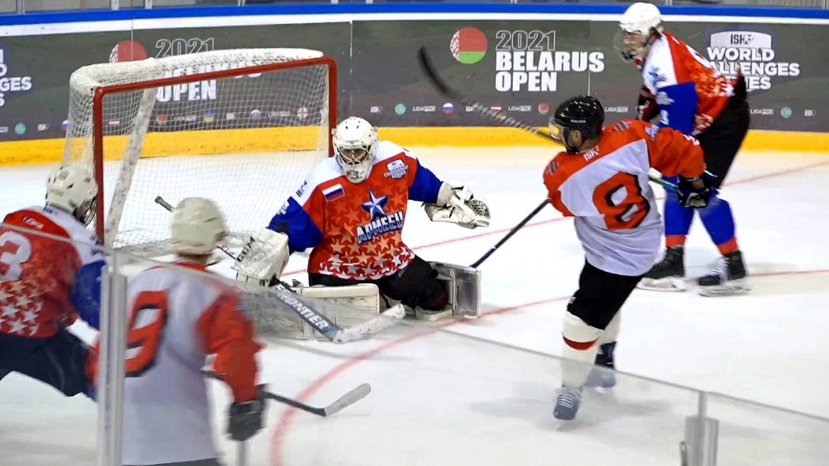 Armeets — Mogilev, the 6th match of the 4th game day.