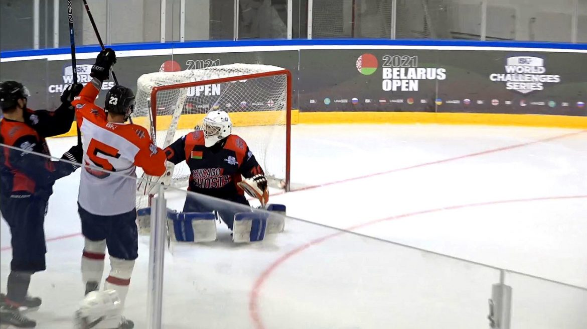 Chicago Ghosts — Mogilev, the 2nd match of the 6th game day