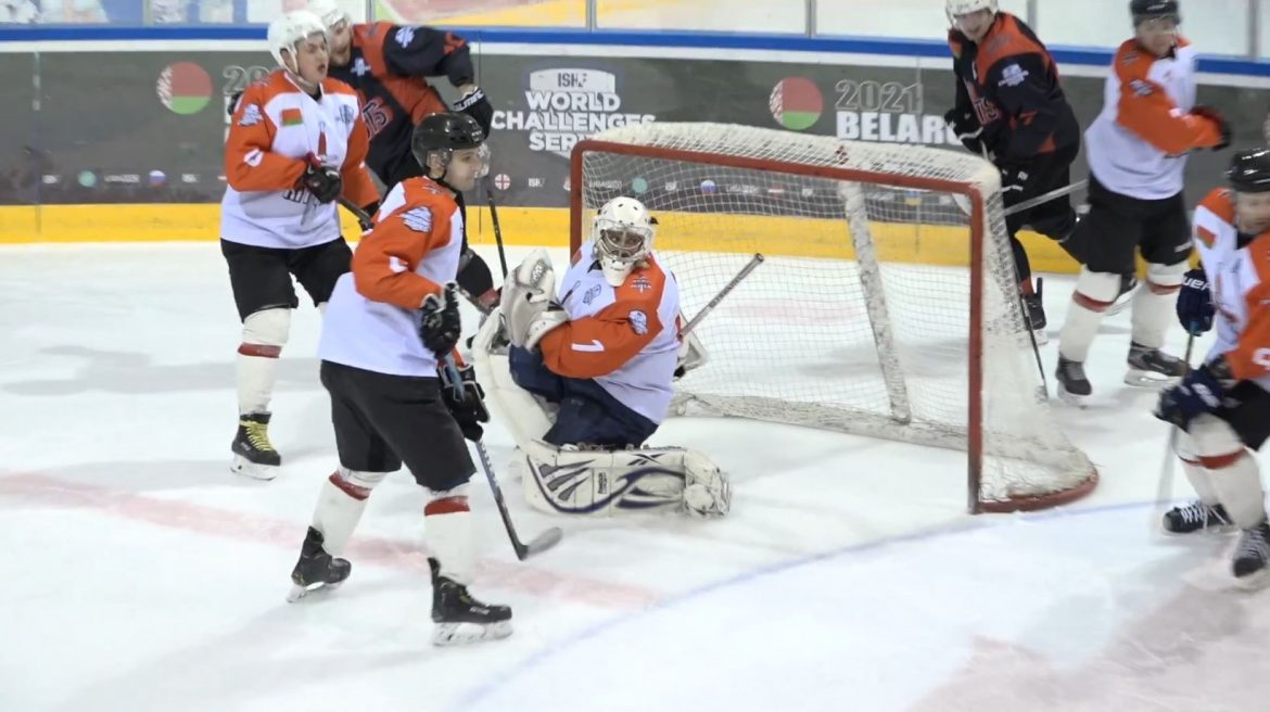 Chicago Ghosts — Mogilev, the 1st match of the 17th game day.