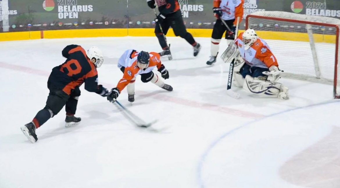 Chicago Ghosts — Mogilev, the 9th match of the 33rd game day.
