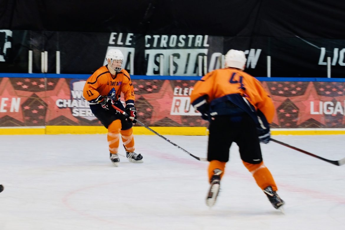 Summary of the second half of the 6th Gameday of ISHF LIGA PRO ELECTROSTAL OPEN 2021.