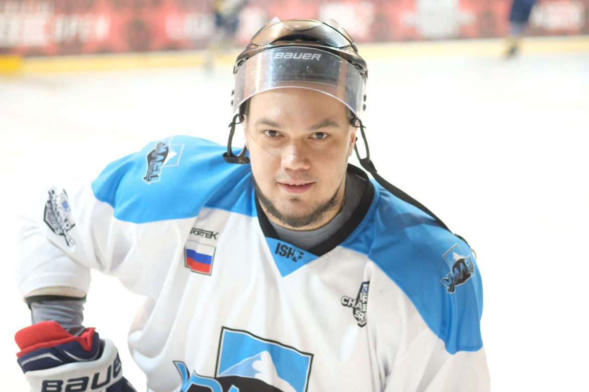 Exclusive. Aleksey Kudreman about short hockey, fights and wishing of becoming a coach